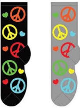 Foozys Peace Signs