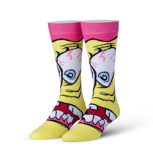 Odd Sox Spongbob Squarepants Gross
