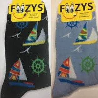 Foozys Sailing Away