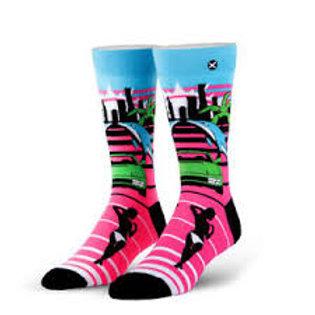 Odd Socks Miami Vice