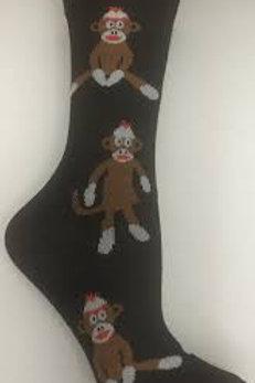 Foozys Sock Monkey