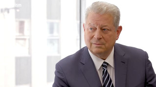 Futurism Interview with VP Al Gore