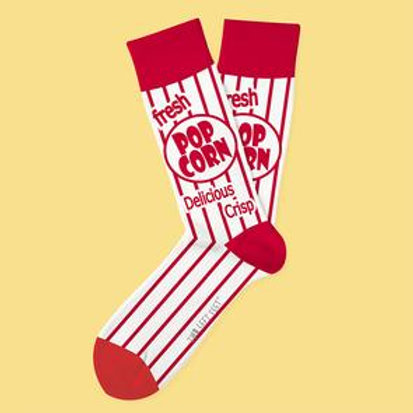 Two Left Feet Movie Night Fresh Popcorn Delicious