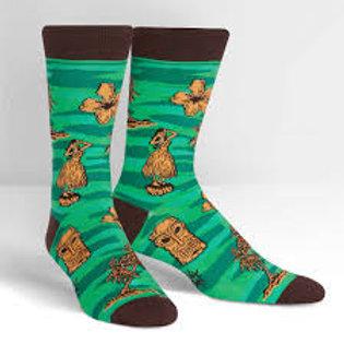 Sock It To Me Tiki Toes