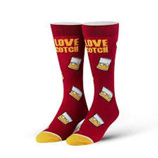 Cool Socks I love Scotch