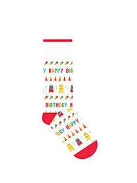 Funatics Sock Club Happy Birthday