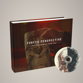 'Forced Perspective' now available on DVD & BluRay
