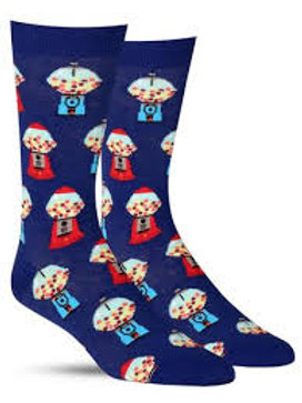 Hotsox Gumball Machine on Blue