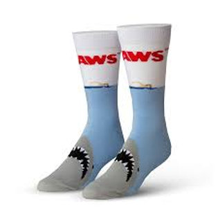 Cool Socks Jaws Shark with Swimmer