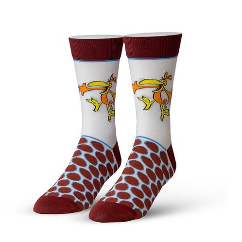 Cool Socks Cocoa Puffs Cereal