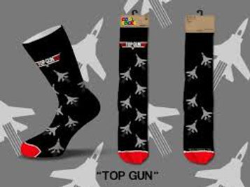 Cool Socks Top Gun Fighter Jets