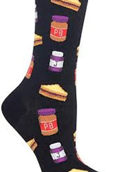 Hotsox Peanut Butter and Jelly