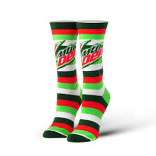 Cool Socks Mountain Dew Soda