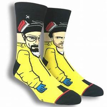 Odd Sox Breaking Bad Walter and Jesse Cooks