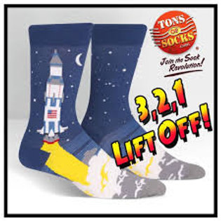 Sock It To Me 3,2,1 Lift Off