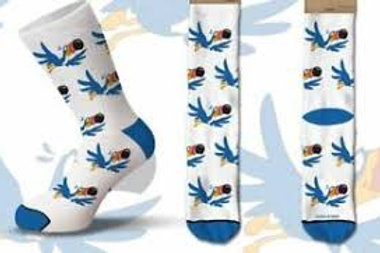 Cool Socks Toucan Sam Froot Loops Cereal
