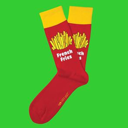 Two Left Feet French Fries