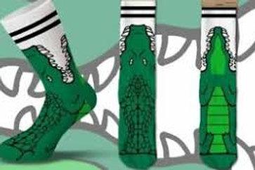 Cool Socks Alligator