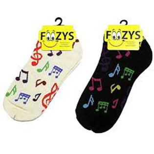 Foozys Music Notes