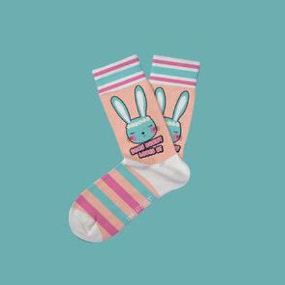 Two Left Feet Somebunny Loves U!