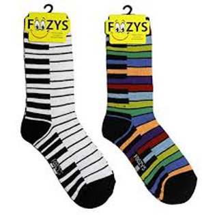 Foozys Colorful Piano Keys