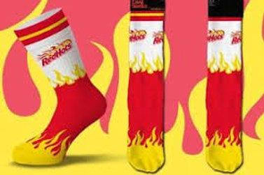 Cool Socks Redhots Candy