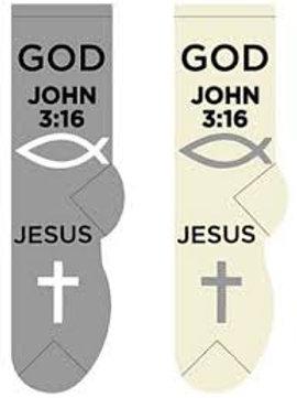 Foozys Joh 3:16