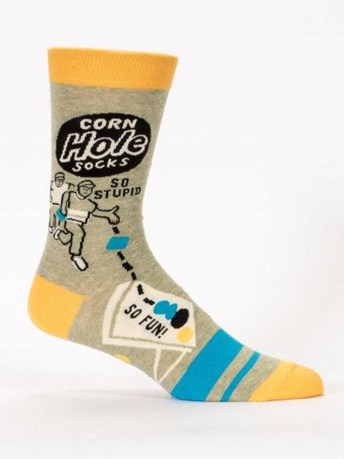 Blue Q Corn Hole Socks