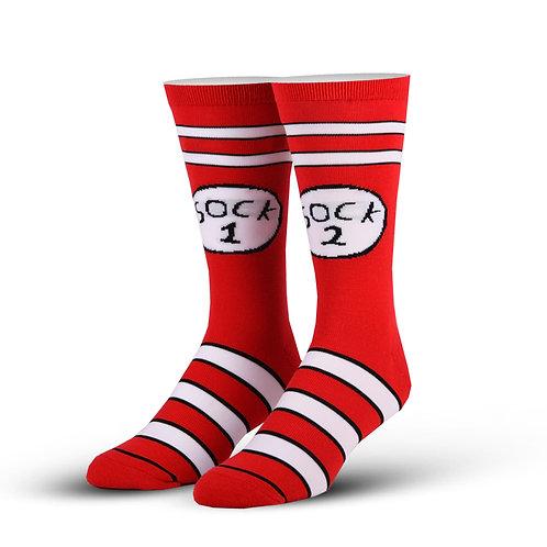 Cool Socks Sock 1 and Sock 2