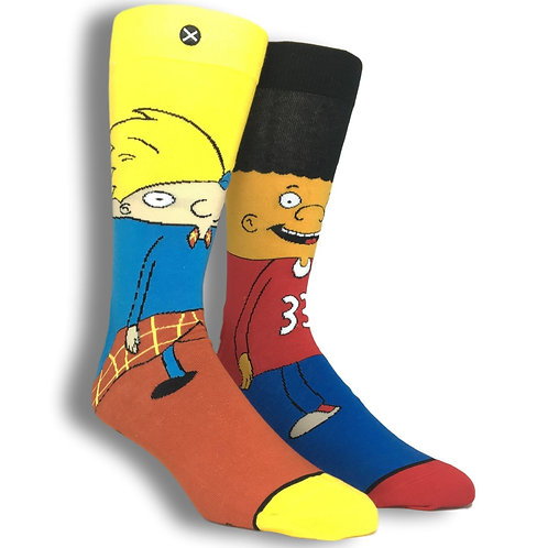 Odd Sox Arnold and Gerald