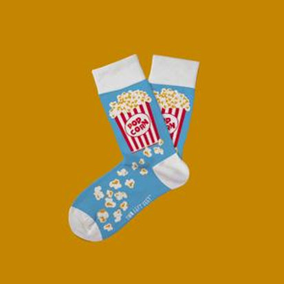 Two Left Feet Showtime Popcorn