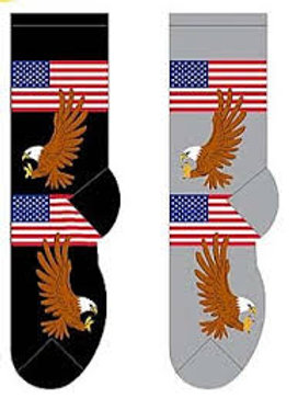 Foozys American Flag and Eagle