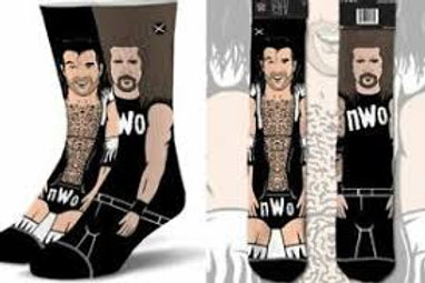 Odd Sox WWE Steve Nash and Razor Ramon