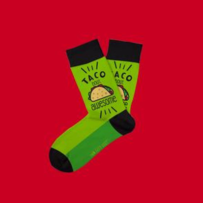 Two Left Feet Taco Bout Awesome