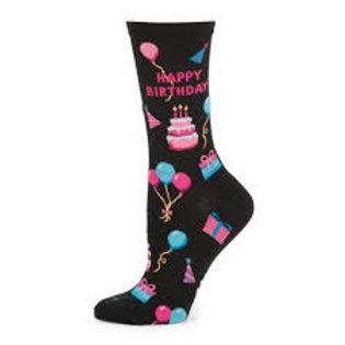 Hotsox Happy Birthday Cake Balloons Gifts