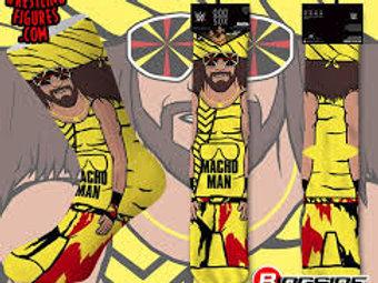 Odd Sox Macho Man Randy Savage WWE