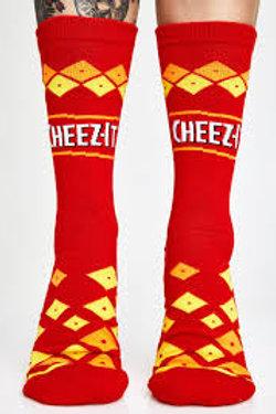 Cool Socks Cheez it