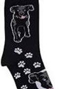 Funatics Black Lab Dog