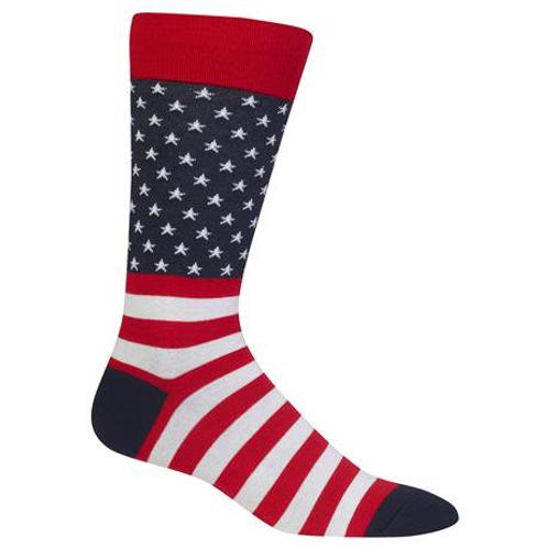 Hotsox USA American Flag