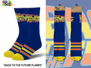 Cool Socks Back to the Future