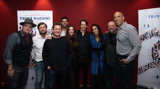 Trust Machine - LA Premiere