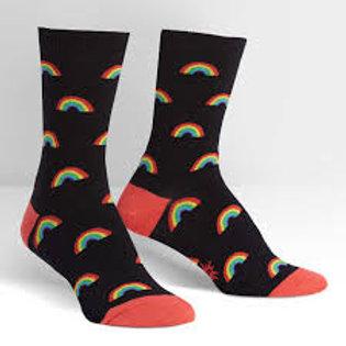 Sock It To Me Retro Rainbow