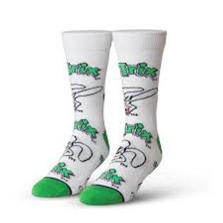 Cool Socks Trix Cereal