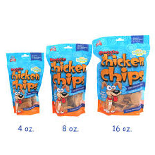 Chicken Chips For Dogs 4oz