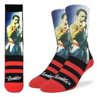 Good Luck Sock Freddie Mercury In Rio