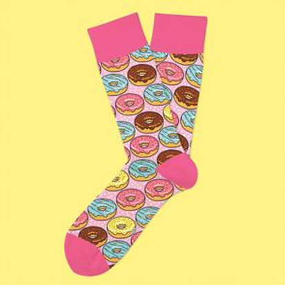Two Left Feet Go Nuts For Doughnuts