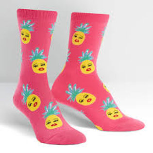 Sock It To Me Sassy Pineapples