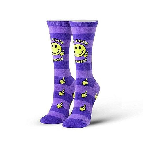 Cool Socks Go Fuck Yourself