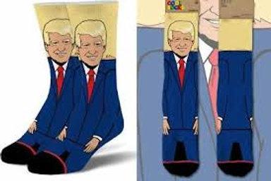 Cool Socks Donald Trump