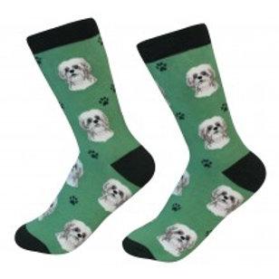 Sock Daddy Tan Shih Tzu